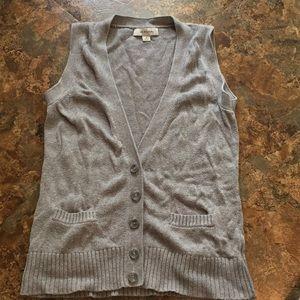MERONA sweater vest - grey